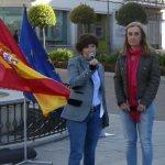 Yolanda Sánchez Moya instó a votar, recalcando la importancia de Europa