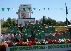 Fiesta de Entrega de Trofeos Campeonato de Invierno Minifútbol de Torrelodones (15-6-2014)
