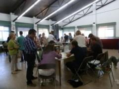 Recuento de Votos de la Consulta Popular en Colegio Los Ángeles