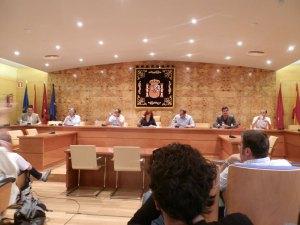 Debate Unificación de Fiestas de Torrelodones