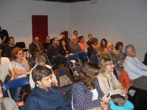 Conferencia: Documentos para la Historia de Torrelodones, por Archivera Municipal de Torrelodones, Antonia Criado, y Abraham Matesanz