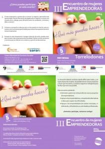 III Encuentro de Mujeres Emprendedoras en Torrelodones