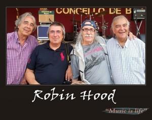 Robin Hood volverá a tocar en Restaurante Directo Marboré Torrelodones