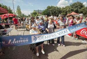 II Milla Solidaria del Mayor - Alpedrete