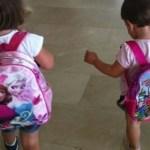 Las pequeñas necesariamente deben ir a la guardería por las mañanas