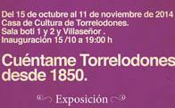 """Exposición: """"Cuentame Torrelodones"""""""