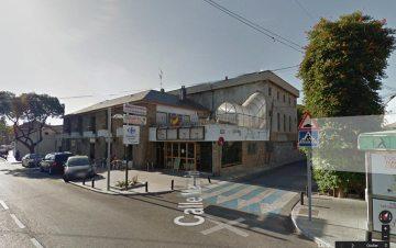 Inicio de c/ Manuel Pardo desde c/Jesusa Lara (imagen captura de Street View de Google Maps)