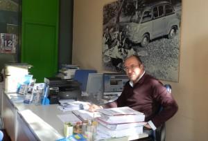 Julio Mera, de Seguros Pelayo, confirma el incremento de robos de piezas de coches