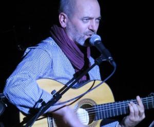 Luis López en Marboré Torrelodones, el sábado 22 de noviembre 2014