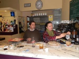 Belle Epoque, cafetín en Torrelodones
