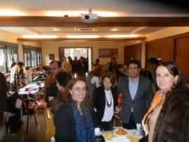 Se inauguró el II Rastrillo Solidario que en favor de la Residencia de Mayores Santa María de los Ángeles