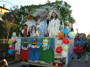 Cabalgata Reyes Magos 2015 en Torrelodones