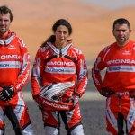 HIMOINSA TEAM: Antonio Gimeno, Rosa Romero y Miguel Puertas