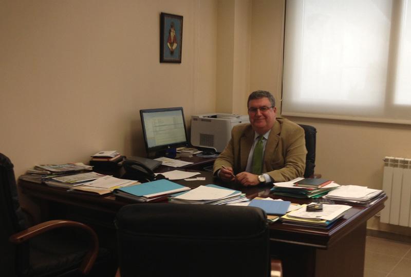 D. Antonio Torres Montojo, Director Gerente del Colegio San Ignacio de Loyola de Torrelodones