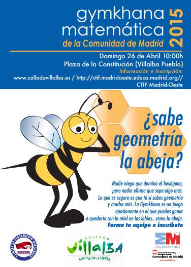 Gymkhana Matemática de la Comunidad de Madrid 2015
