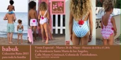 Mercadillo 26 de mayo en favor Residencia Santa María de los Ángeles (Torrelodones)