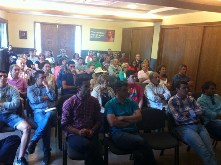 Gran asistencia para conocer la oferta de Formación Profesional en el San Ignacio de Torrelodones