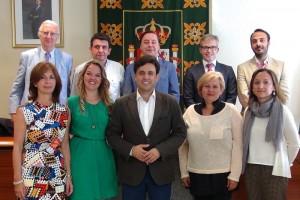 Nuevo Equipo de Gobierno del PP en el Ayuntamiento de Galapagar