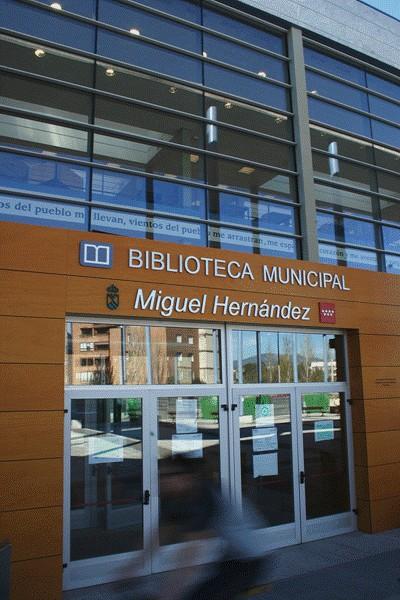 Biblioteca Municipal Miguel Hernández de Collado Villalba