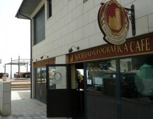 Sociedad Geográfica Café, calle Cudillero 57, Torrelodones