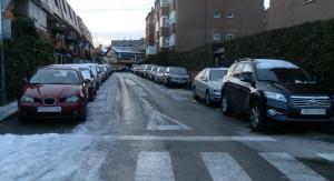 aparcar en Torrelodones