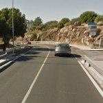 Puente unión entre Torrelodones Pueblo y Los Bomberos (Foto: Archivo)