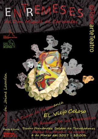 Entremeses-Cervantes-Teatro-Torrelodones
