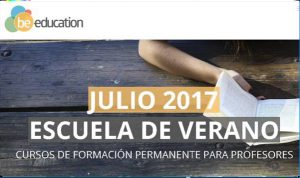 be-education-escuela-verano-para-docentes