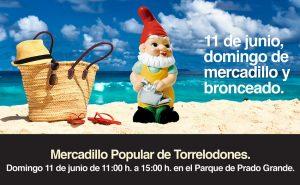 Mercadillo Popular (Imagen Torrelodones.es)