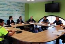 Junta especial de seguridad de Galapagar con motivo de las Fiestas Patronales 2017
