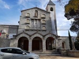 Parroquia San Ignacio de Loyola, en Torrelodones (Colonia)