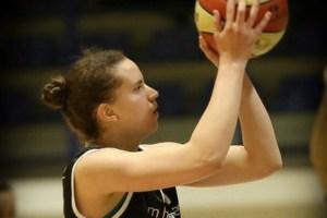 Cristina Fidalgo - Foto: Baloncesto Torrelodones