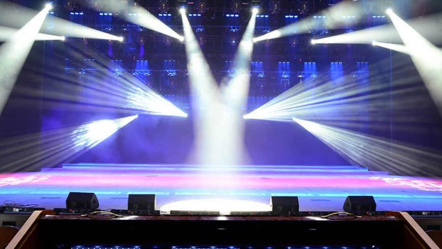Stage Lighting System