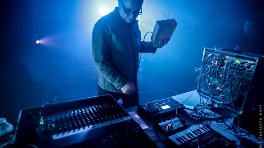 WE TALKED TO DREW MCDOWALL ABOUT 'COLLAPSE,' COIL, AND EVERYTHING IN BETWEEN