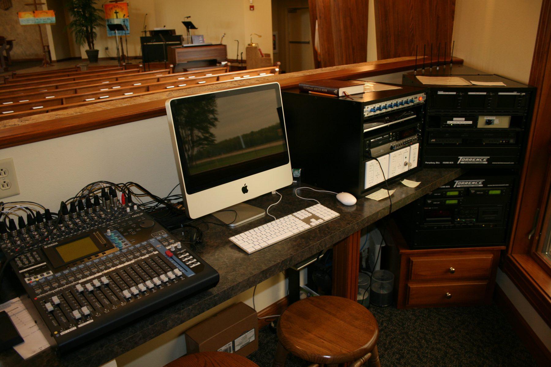 chuch-audio-systems