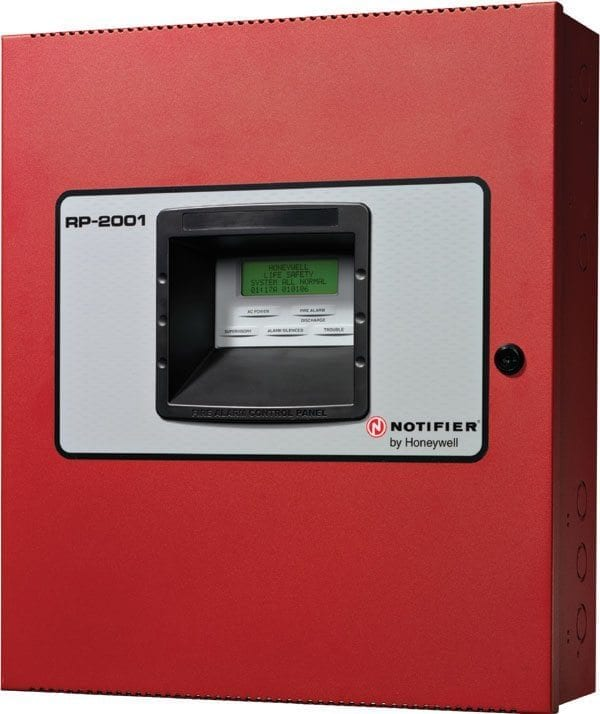 Notifier Fire Alarm RP 2001 Torrence Sound Company