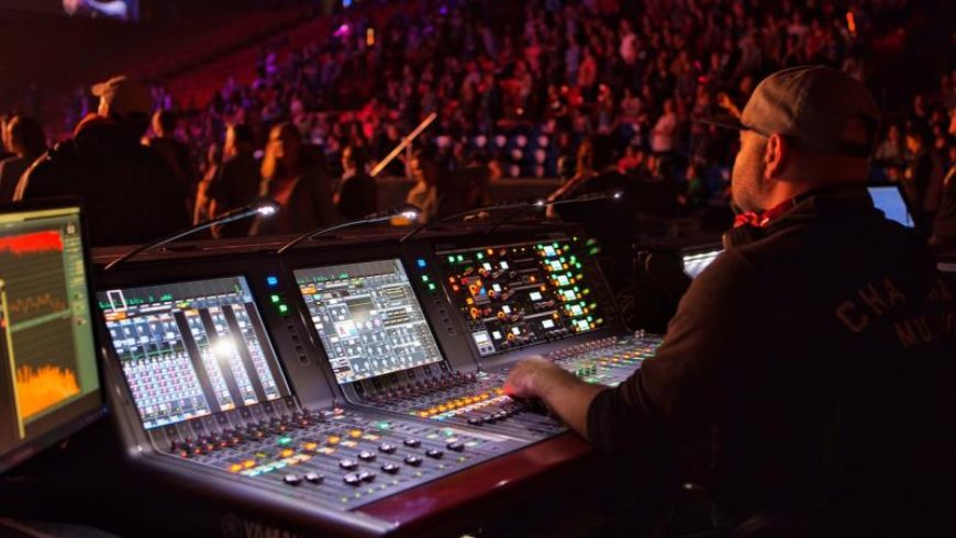 Rock And Worship Roadshow Engineers Sing High Praise For Yamaha PM10
