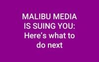 Malibu Media Lawsuit