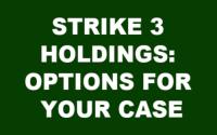 Strike 3 Holdings LLC