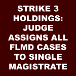 Strike 3 Holdings Lawsuit