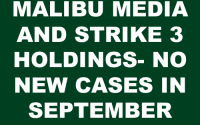 Malibu Media and Strike 3 Holdings