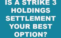 Strike 3 Holdings settlement