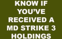 MD Strike 3 Holdings Subpoena