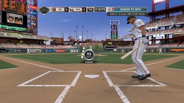 MLB 2K11 скачать торрент бесплатно на PC