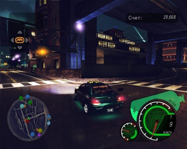 Need for Speed: Underground 2 – GriME скачать торрент ...