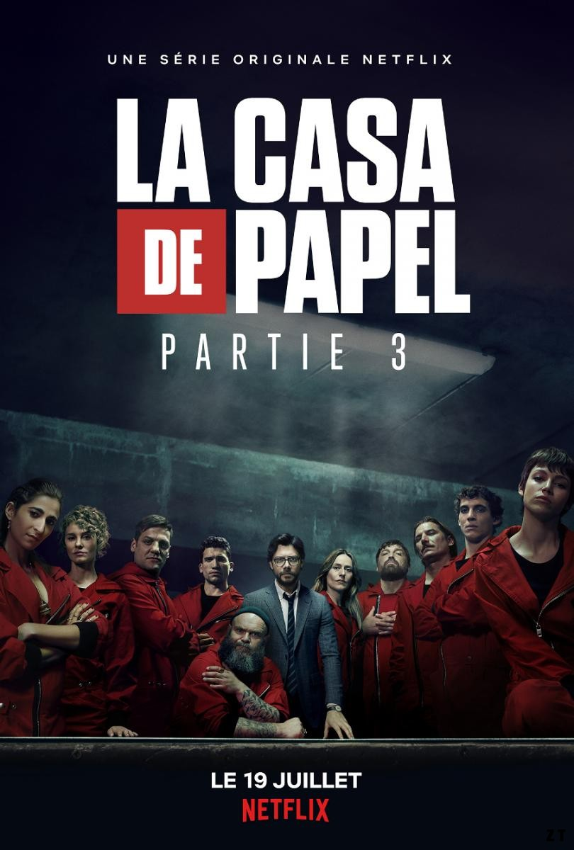 Telecharger La Casa De Papel : telecharger, papel, Télécharger, Papel, S03E08, FINAL, FRENCH, Torrent9