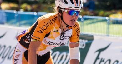 La torrentina Cristina Martínez, campeona de España de ciclismo en pista