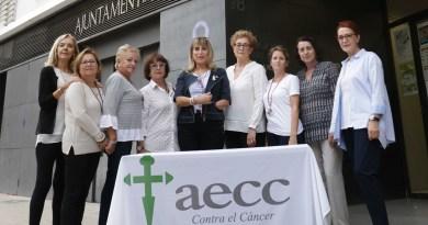 AECC ofrece una charla sobre la prevención del cáncer de mama