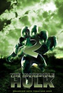 O Incrivel Hulk 2 Dublado Bluray 720p / 1080p