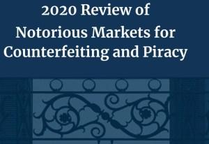 notorious markets 2020